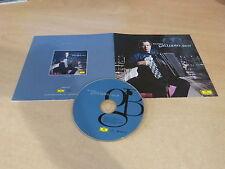 RICHARD GALLIANO - BACH !!!! RARE FRENCH PRESS/KIT + CD!!!!!!