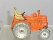 "VINTAGE DINKY TOYS MODEL No.301 ""FIELD MARSHALL"" TRACTOR ""SILVER WHEEL VERSION"""
