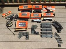 Lionel Post War 1417WS Steam Freight O Gauge Train Set 6-8-6 2020 w/ Boxes 1946