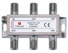 Triax SCT 4-20 Derivador de 4 salidas 20dB