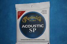 Martin SP4100  Phosphor Bronze Light Gauge Strings