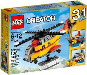 Lego Creator Cargo Heli 31029 (2015) (Worn Box)