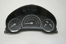 07 08 09 10 Saab 9-3 Speedometer Instrument Cluster Oem 2007-2010 124k Miles