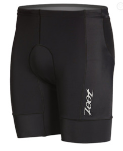 ZOOT - Men's Performance Tri 6 inch short - Black - EXTRA LARGE