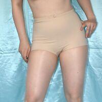 Schiesser Beige Culotte Gaine S (80) Panty, Amincissante Abdos , Forme de Slip ,