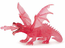 Papo 36002 Ruby Dragon Model Gamer Role Play Figurine Toy New 2014 - NIP