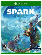 New Project Spark Starter Pack Xbox ONE Game Sealed