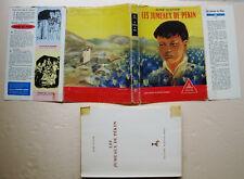 Les Jumeaux de Pékin G VICTOR P FORGET Alsatia Signe de Piste 1962