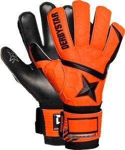 DERBYSTAR Torwarthandschuhe Kinder Erw ATTACK XP 16 TW-Handschuhe Torwart orange