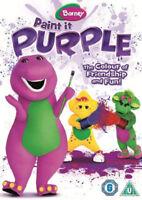 Barney - Pittura It Viola DVD Nuovo DVD (HIT41157)