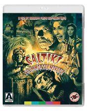 CALTIKI THE IMMORTAL MONSTER di R.Freda e M.Bava BLURAY+DVD in Italiano NEW .cp