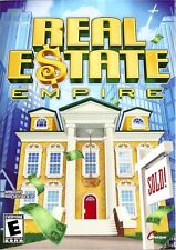 REAL ESTATE EMPIRE MASQUE SIMULATION GAME EVERYONE WINDOWS 98/ME/2000/XP/VISTA