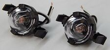 TOYOTA HILUX LN85 LN106 NUMBER LICENCE PLATE LIGHT LIGHTS LAMPS PAIR 2PCS 524