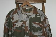 Vintage~CABELA'S~Old School CAMO~Long Sleeve~SHIRT~Easy Care POLYESTER~XL Tall