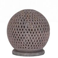Marble Candle Holder Beautiful Stone Sculpture Candle Tealight Holder