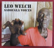 LEO WELCH  CD SABOUGLA VOICES