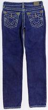 True Religion Geno Super T Denim Jeans Girls Youth Kids Size 14