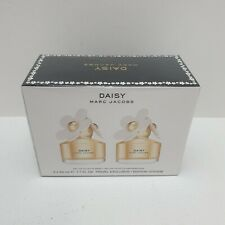 Daisy Marc Jacobs X2 50 Ml Bottles Travel Exclusive EAU DE TOILETTE Brand New