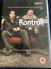 KONTROLL DVD Nimrod Antal HUNGARIAN Cinema dark comedy