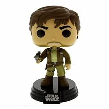 "FUNKO POP! 10451 ""Star Wars Rogue One Captain Cassian Andor"" Bobble Toy"