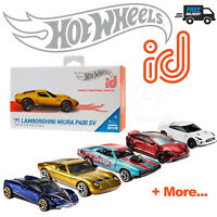Sealed Hot Wheels ID Cars Smart Vehicle Collection -  Choose your Car, NEW, UK ✅