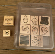 Stampin Up! Two-Step Stampin Little Layers, Plus & 2 More Stamps
