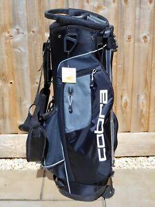 COBRA XL STAND BAG BLACK GREY