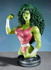 SHE HULK mini bust/statue~Randy Bowen Designs~Avengers~Never Opened~NIB