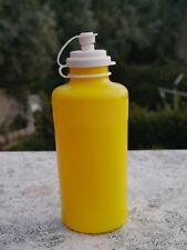 NOS Biemme made in Italy vintage cycling bottle, for vintage road bike - YELLOW