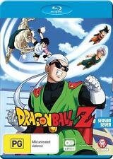 Dragon Ball Z Season 7 NEW B Region Blu Ray