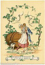 BARRé-DAYEZ .TONNEAU DE VIN. WINE BARREL. AMOUR. LOVE. JOLIE FEMME.CHAT. CAT
