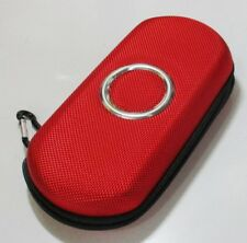 Airform Ring Case Pouch For Sony PSP 1000 2000 3000 (Red)