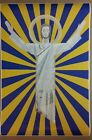 "Touchdown Jesus 12""x18""  24"" x36"" Notre Dame Fighting Irish Football NCAA Poster"