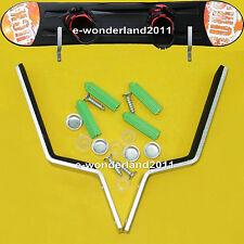 1 Pairs Snowboard Deck Display Rack Home Hook Peg Wall Storage Snowboarding