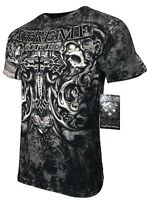 XTREME COUTURE by AFFLICTION Men T-Shirt HADES Skulls Biker MMA UFC S-4X $40