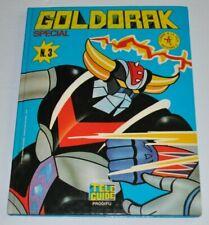 GOLDORAK Special #3 French Comic Book Tele Guide  Mazinger Z 1978