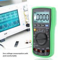 AN870 True-RMS Auto Range Digital Multimeter AC/DC Voltage Volt Ohm Meter SU
