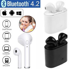 I7S Wireless Earphone Bluetooth Stereo Sport Headphones Charging Box for iPhone