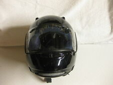 HELMET Motorcycle ARAI Quantum F Snell DOT F  Full Clear Shields Vents ZZ SMALL