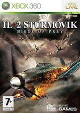 IL-2 Sturmovik: aves de presa XBox 360 Nuevo Y Sellado Original De Liberación