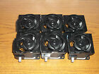 LOT OF 6 DELL PowerEdge 2850 W5451 H2401 Server Cooling Fan Assembly