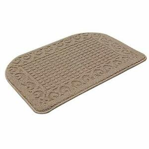 27X18 Inch Anti Fatigue Kitchen Rug Mats are Made of 100% Polypropylene Half ...