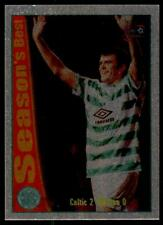 Futera Celtic Fans' Selection 1997-1998 (Chrome) Celtic 2 - Morton 0 #44