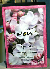 WEN Chaz Dean Spring Honey Lilac Cleansing Conditioner 16oz Sealed Box & PUMP