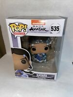 Funko Pop! Avatar The Last Airbender - Katara 535 w/Pop Protector