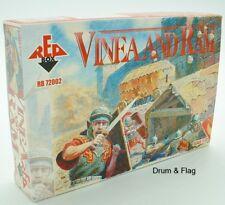 Redbox 72002: Roman Vinea & Ram. escala 1/72 de plástico.