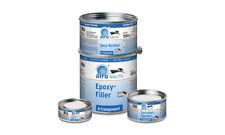 AIRO 2K Nautic Universal Epoxy Epoxid Spachtel 2:1 hellgrau 600 g