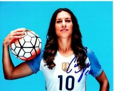 CARLI LLOYD signed autographed SOCCER photo