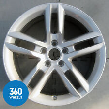 "1 X Genuine Audi A5 S5 18"" 5 10 doble habló Rueda de Aleación de plata 8.5J 8T0601025CC"