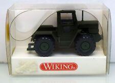 Wiking H0 6961026 Merdedes Benz Trac Bundeswehr in OVP NEU
